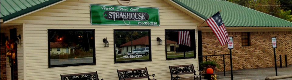 Fourth Street Grill & Steakhouse || Red Bay, AL